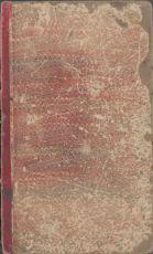 Keeling Ledger: 1 - Front Cover